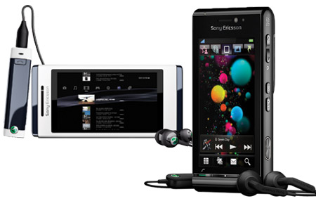 Video: Sony Ericsson Satio | Aino
