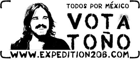 Vota en Expedition 206