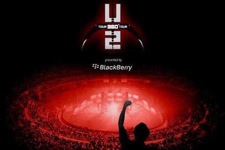 U2 en vivo desde YouTube