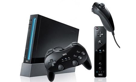 Wii Negro llegará a Europa