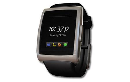 inPulse el reloj para BlackBerry