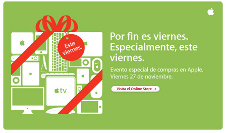 Black Friday en Apple México