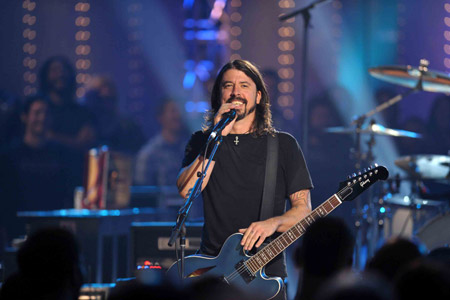 Foo Fighters en Vh1 Storytellers