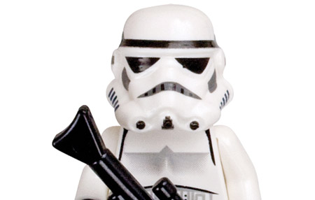 Imanes de Lego Star Wars