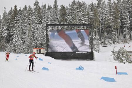 Vancouver 2010 en HD por Panasonic