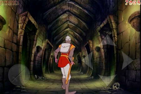 Dragon's Lair llega al iPhone – iPod Touch