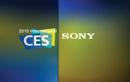 CES Show SONY