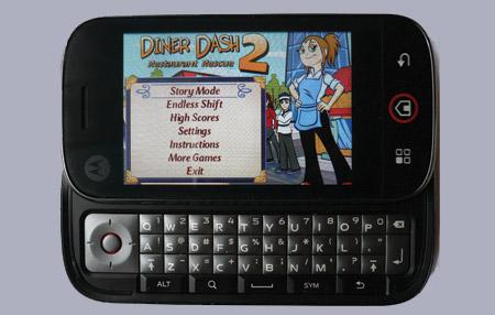 50 juegos para Motorola DEXT y DROID