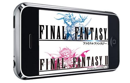 Final Fantasy llegará al iPhone