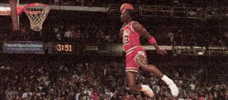 Air Jordan en Silverlight