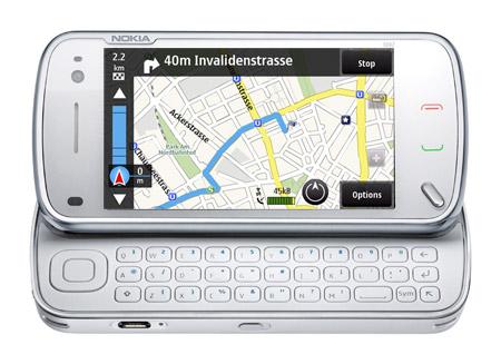Ovi Maps listo para Nokia N97