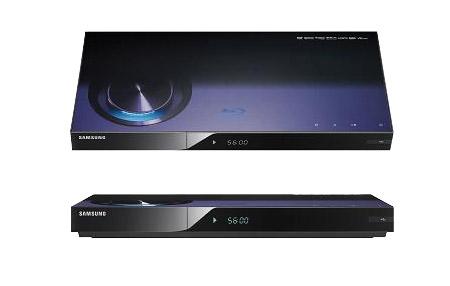 Pronto Blu-ray 3D de Samsung