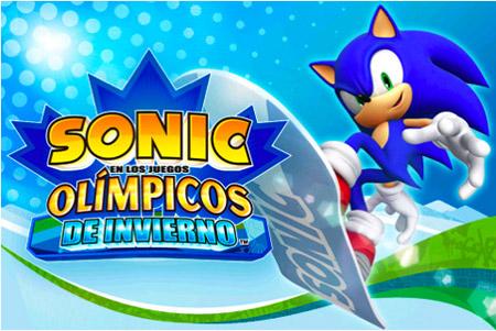 Sonic Olympic Winter llega al iPhone