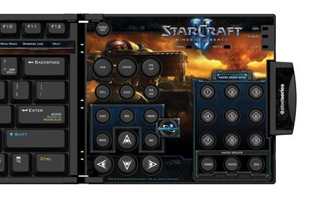CES 2010: Teclado especial para StarCraft II