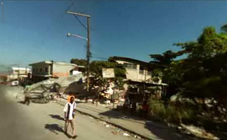 Haití visto en 360 grados