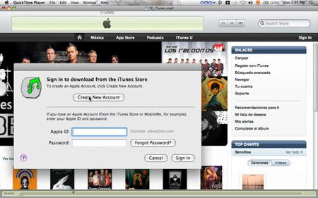Video: Crear una cuenta en iTunes