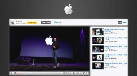 Apple regresa a YouTube