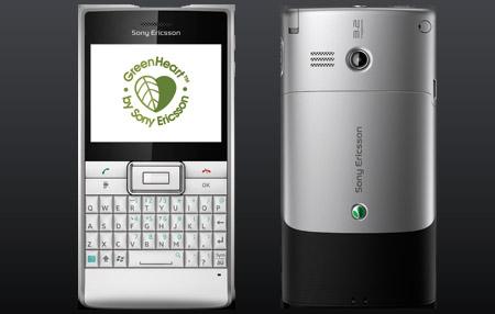 Sony Ericsson se pone verde con Aspen