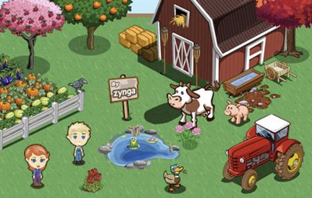 FarmVille llega a MSN