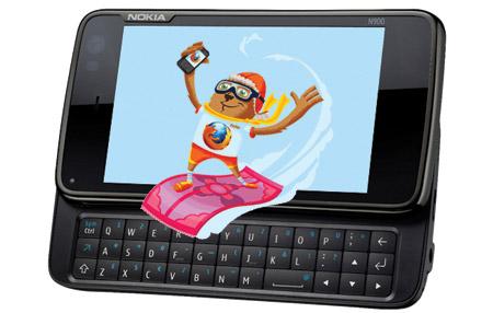 Firefox Mobile llega con Nokia N900
