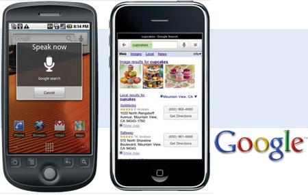 Google el más visitado desde el móvil