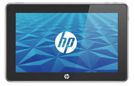 HP habla sobre su Slate