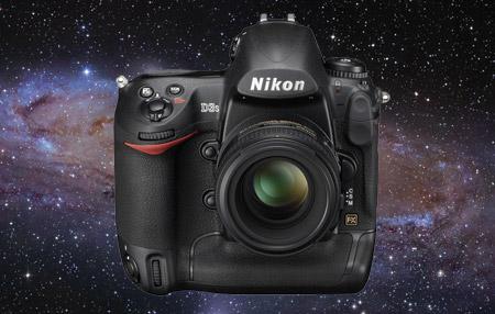 Nikon envía productos a la NASA