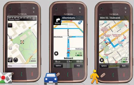 Millón de descargas para Ovi Maps Gratis