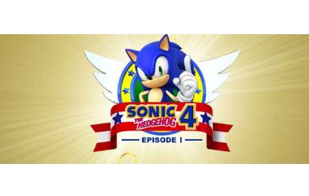 Arte de Sonic the Hedgehog 4 Episode I