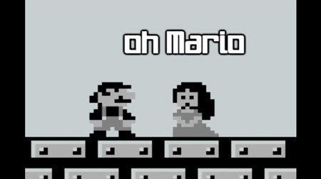 Super Mario Land el rap