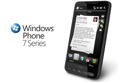 HTC HD2 tendrá Windows Phone 7