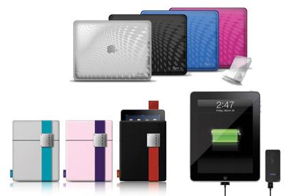 Accesorios iLuv para iPad