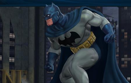 Primeras imágenes de DC Universe Online