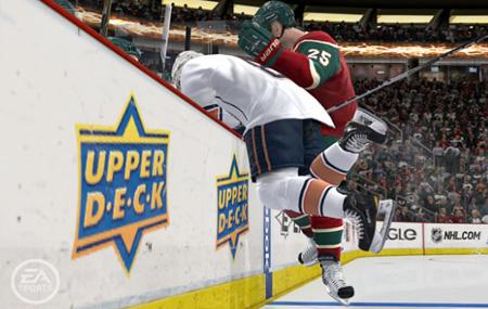 Demo de NHL 11 en Xbox 360