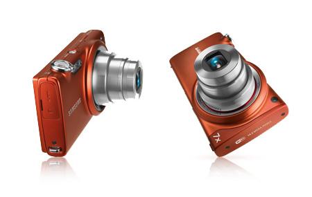 Samsung y su nueva cámara digital ST5500