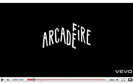 VEVO presenta el concierto de Arcade Fire