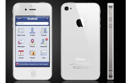 Facebook para iPhone tiene 100 millones de usuarios