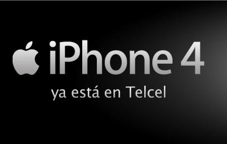 Telcel presenta iPhone 4 en Amigo