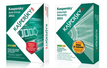 Kaspersky 2011, protección para tu computadora