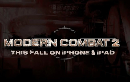 Modern Combat 2 para iPad y iPhone 4