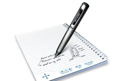 Pulse Smartpen cambia la forma de escribir