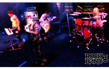Lista completa de canciones en Rock Band 3