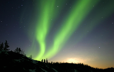 Observa la Aurora Boreal desde tu casa