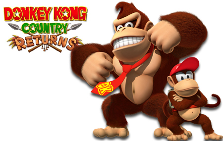 Trailer de Donkey Kong Country Returns
