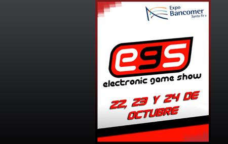 Electronic Game Show 2010 en octubre
