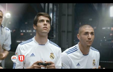 Comercial de FIFA Soccer 11