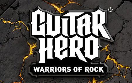 Demo de Guitar Hero: Warriors of Rock en Xbox