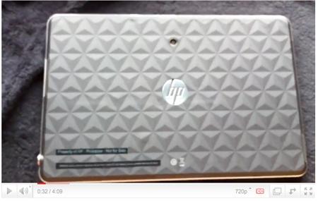 HP Slate es una realidad