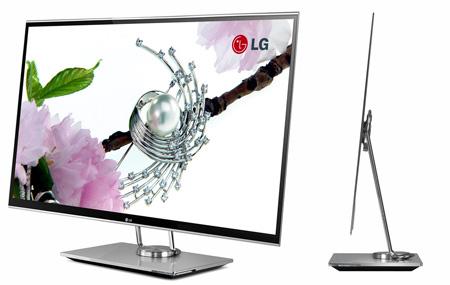 LG presenta una OLED de 31 pulgadas