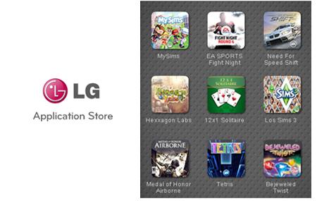 LG renueva su tienda de aplicaciones